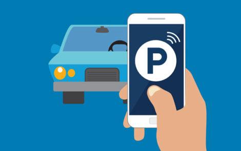 Payez par mobile, stationnez plus facile