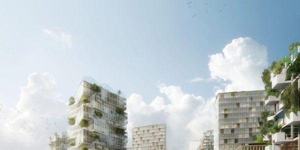 Balcon Sur Paris Compagnie De Phalsbourg Architectes 02