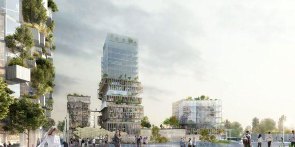 Balcon Sur Paris Compagnie De Phalsbourg Architectes 03