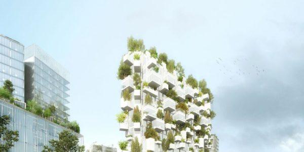 Balcon Sur Paris Compagnie De Phalsbourg Architectes 05