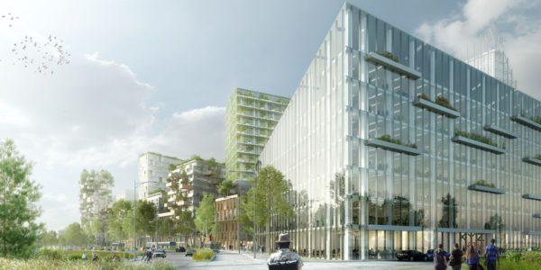 Balcon Sur Paris Compagnie De Phalsbourg Architectes 10