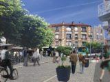 Réamenagement de la rue du Général de Gaulle