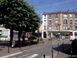La rue du Général de Gaulle, avant le réaménagement