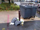 Dépôts sauvages de déchets